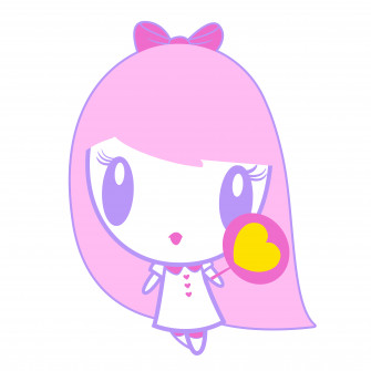 Pretty in Pink Lolligag