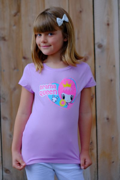 Lolligag Drama Queen T-shirt