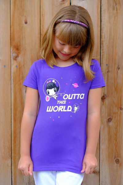 """Outta This World"" Lolligag T-shirt"