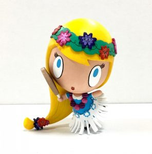 Aloha! Lolligag custom toy by Baby VTec