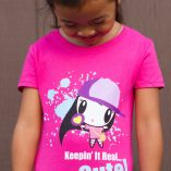 Keeping' It Real Cute Kids T-shirt