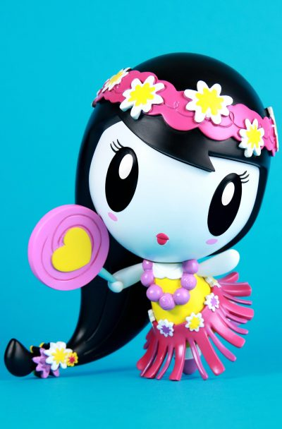 Aloha Lolligag Nightfall Edition Vinyl Toy