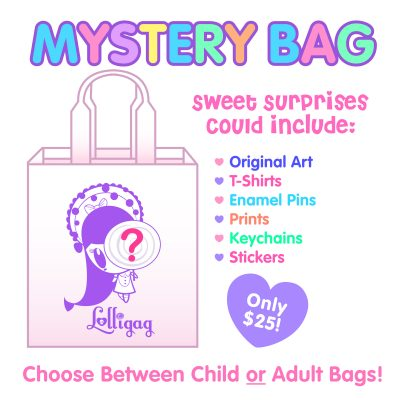 Image of a Lolligag Mystery Bag
