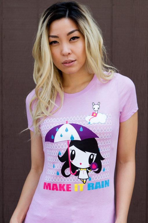Make It Rain Lolligag Adult Tee
